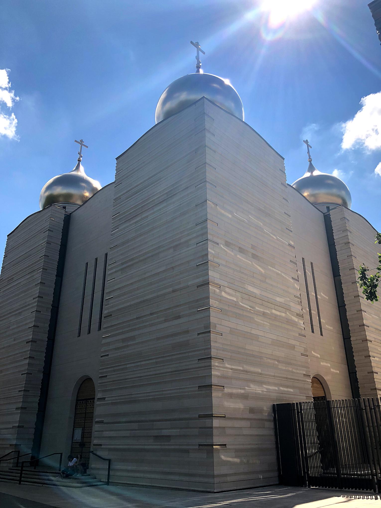 Cathédrale de la Sainte-Trinité de Paris