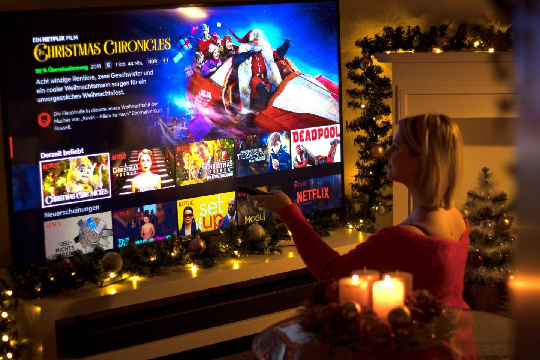 Netflix Weihnachtsfilme