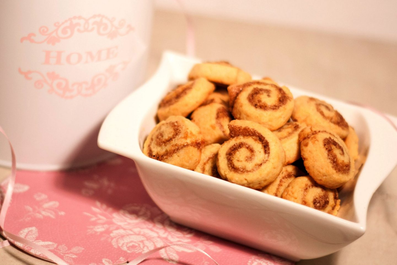 Zimtschnecken Cookies