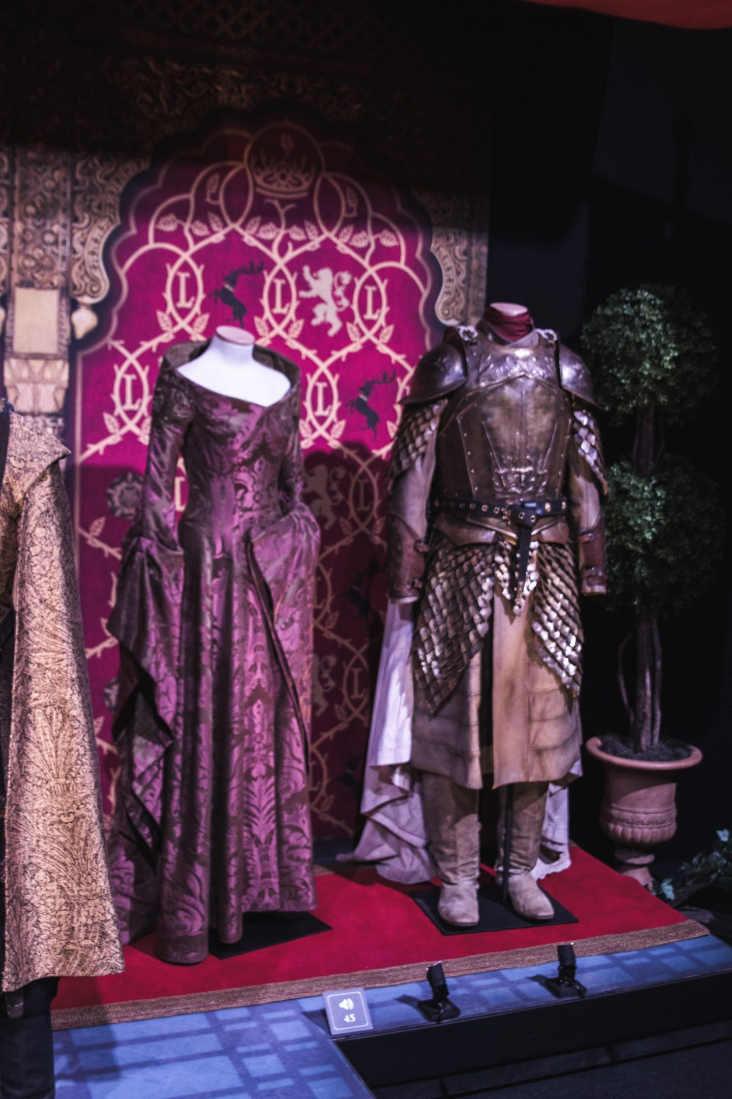 Game of Thrones the Exhibition in Oberhausen